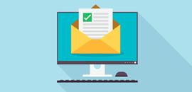 PC-Hilfe Pruefen von E-Mails