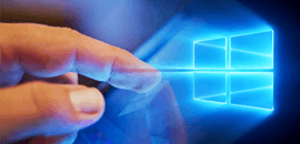 PC-Hilfe Windows 10 per Touchscreen