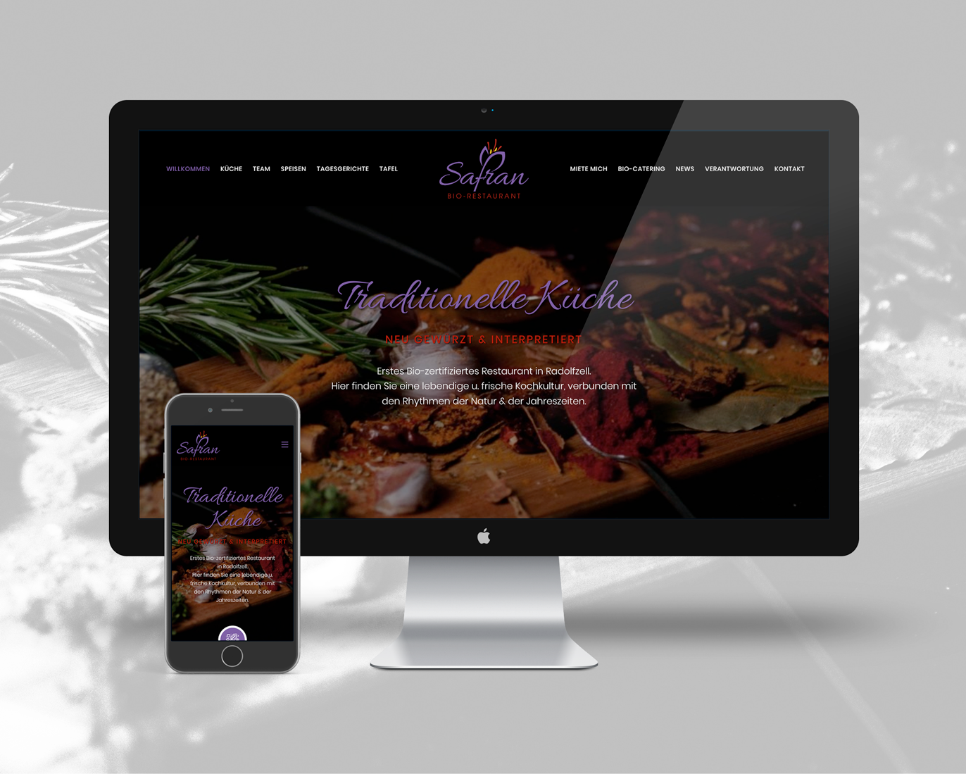 Bio-Catering Safran
